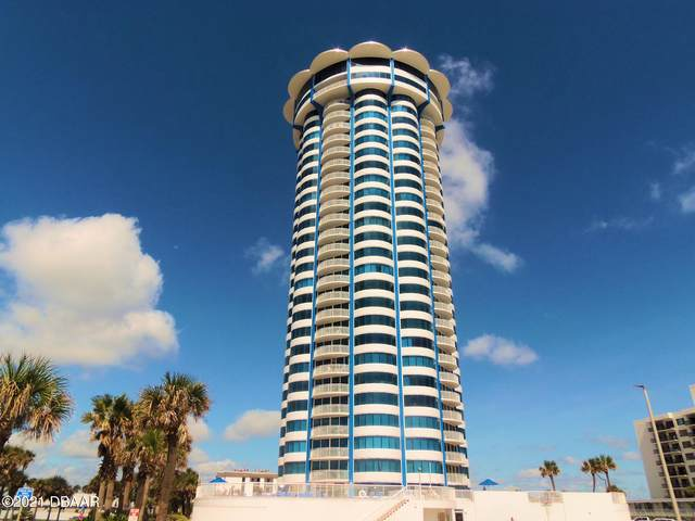 2625 S Atlantic Avenue 10SE, Daytona Beach Shores, FL 32118 (MLS #1086762) :: Momentum Realty