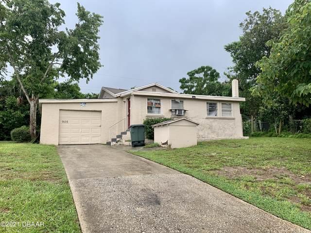 905 Redwood Street, Daytona Beach, FL 32117 (MLS #1086763) :: Memory Hopkins Real Estate