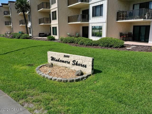 2600 Ocean Shore Boulevard #1050, Ormond Beach, FL 32176 (MLS #1086769) :: Memory Hopkins Real Estate