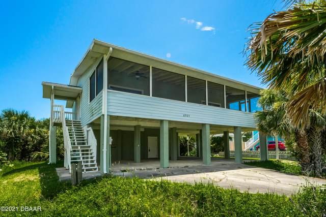 6937 Turtlemound Road, New Smyrna Beach, FL 32169 (MLS #1086770) :: Cook Group Luxury Real Estate