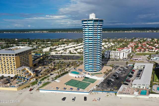 2625 S Atlantic Avenue 6SW, Daytona Beach Shores, FL 32118 (MLS #1086789) :: Momentum Realty