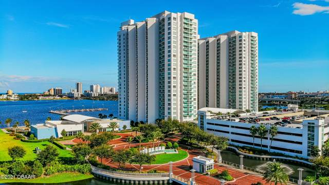 241 Riverside Drive #2007, Holly Hill, FL 32117 (MLS #1086791) :: Cook Group Luxury Real Estate