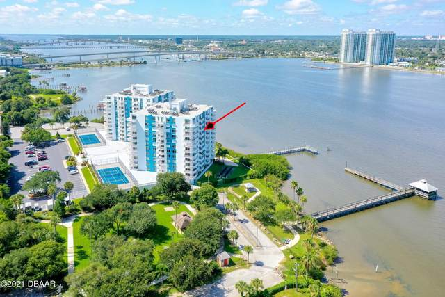935 N Halifax Avenue #909, Daytona Beach, FL 32118 (MLS #1086792) :: Cook Group Luxury Real Estate