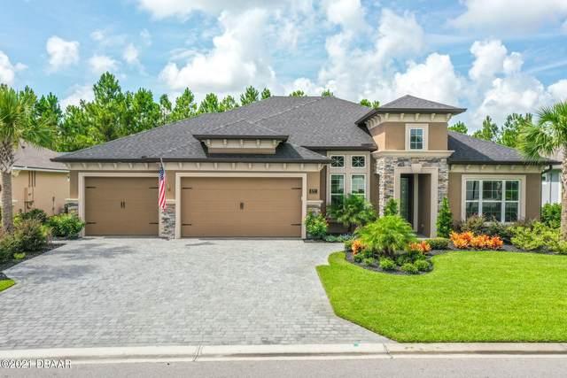 872 Creekwood Drive, Ormond Beach, FL 32174 (MLS #1086794) :: NextHome At The Beach II