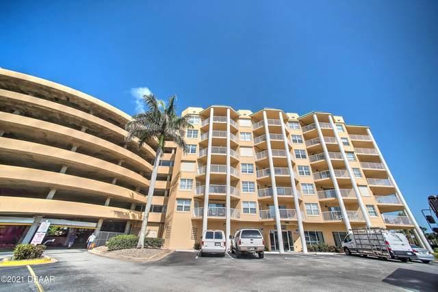4670 Links Village Drive C207, Ponce Inlet, FL 32127 (MLS #1086802) :: Florida Life Real Estate Group