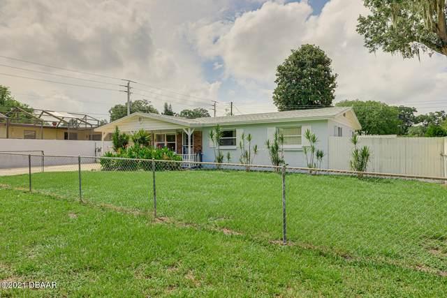 1160 Palm View Drive, Daytona Beach, FL 32117 (MLS #1086810) :: Cook Group Luxury Real Estate