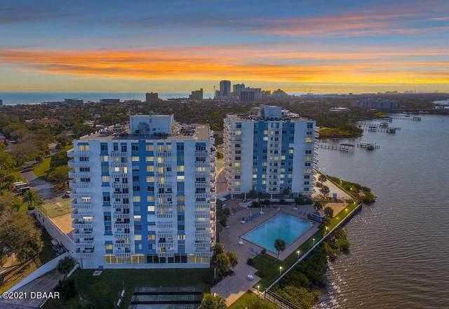 925 N Halifax Avenue #1004, Daytona Beach, FL 32118 (MLS #1086839) :: Cook Group Luxury Real Estate