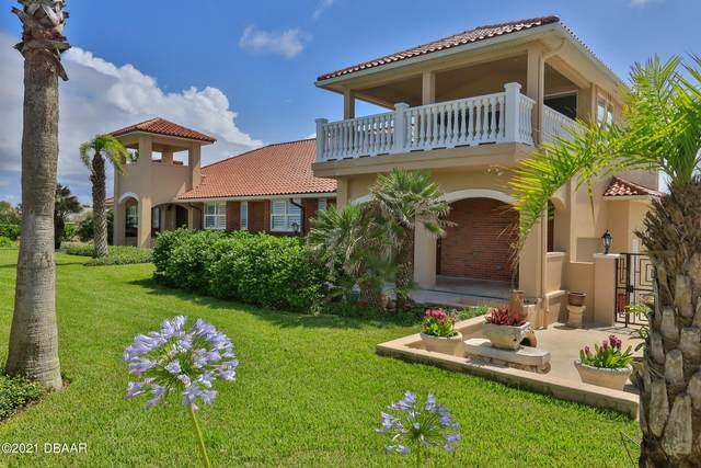 34 Seabridge Drive, Ormond Beach, FL 32176 (MLS #1086863) :: NextHome At The Beach II