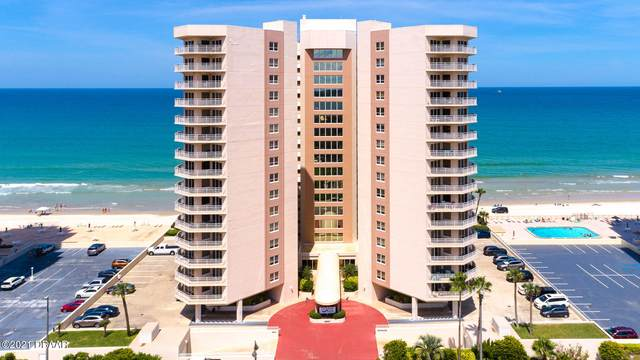 2967 S Atlantic Avenue #401, Daytona Beach Shores, FL 32118 (MLS #1086877) :: Momentum Realty