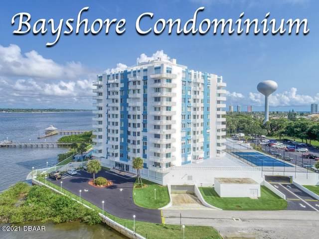 925 N Halifax Avenue #303, Daytona Beach, FL 32118 (MLS #1086881) :: Momentum Realty