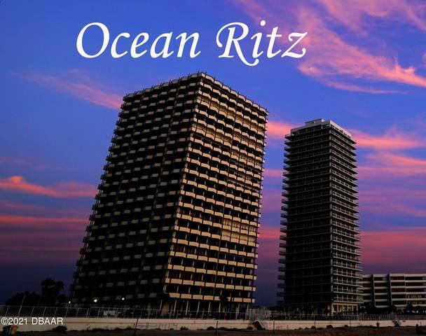 2900 N Atlantic Avenue #702, Daytona Beach, FL 32118 (MLS #1086883) :: Momentum Realty