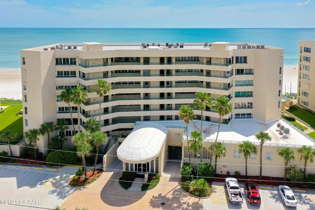 4545 S Atlantic Avenue #3705, Ponce Inlet, FL 32127 (MLS #1086890) :: NextHome At The Beach II