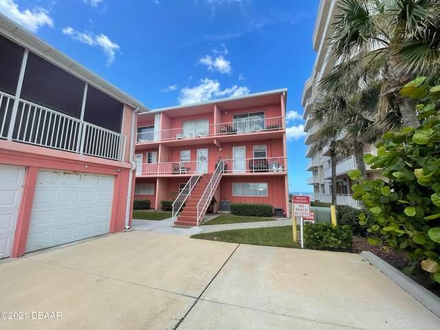 3845 S Atlantic Avenue #9, Daytona Beach Shores, FL 32118 (MLS #1086892) :: Momentum Realty