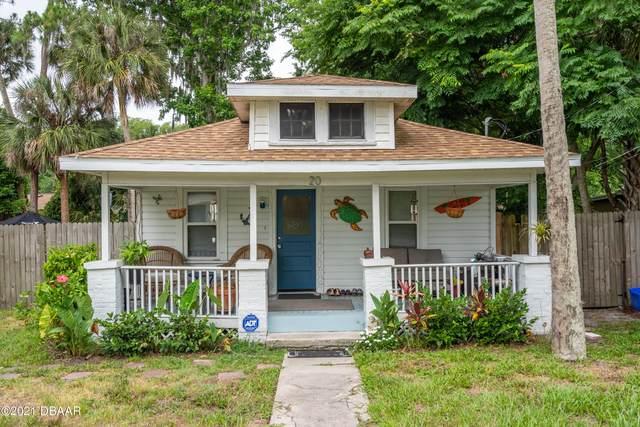 20 S Orchard Street, Ormond Beach, FL 32174 (MLS #1086905) :: NextHome At The Beach II