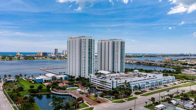 241 Riverside Drive #201, Holly Hill, FL 32117 (MLS #1086929) :: Cook Group Luxury Real Estate