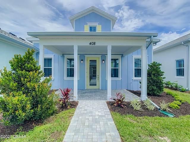 408 Lime Avenue, Daytona Beach, FL 32124 (MLS #1086934) :: Cook Group Luxury Real Estate