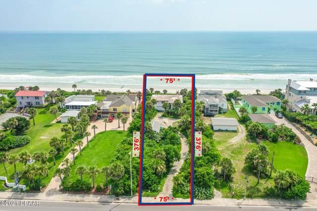 2805 S Atlantic Avenue, Daytona Beach Shores, FL 32118 (MLS #1086937) :: Florida Life Real Estate Group