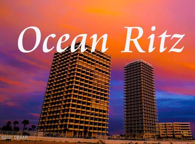 2900 N Atlantic Avenue #1005, Daytona Beach, FL 32118 (MLS #1086944) :: Cook Group Luxury Real Estate