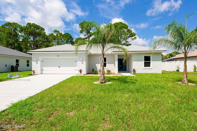 2616 Fern Palm Drive, Edgewater, FL 32141 (MLS #1086962) :: Florida Life Real Estate Group