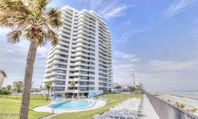 1420 N Atlantic Avenue #1402, Daytona Beach, FL 32118 (MLS #1086964) :: Cook Group Luxury Real Estate