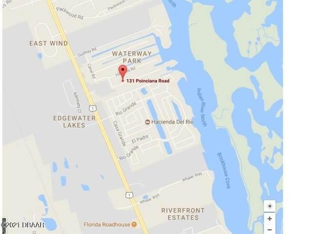 131 Poinciana Road, Edgewater, FL 32141 (MLS #1086965) :: Momentum Realty
