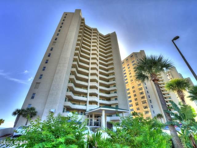 3315 S Atlantic Avenue #1507, Daytona Beach Shores, FL 32118 (MLS #1086973) :: Florida Life Real Estate Group