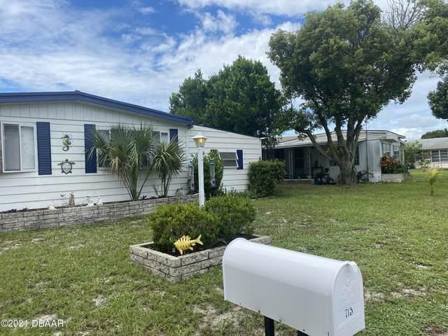 713 Cindy Circle, Port Orange, FL 32127 (MLS #1086983) :: Florida Life Real Estate Group