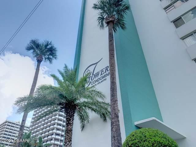 2800 N Atlantic Avenue #208, Daytona Beach, FL 32118 (MLS #1086992) :: Cook Group Luxury Real Estate