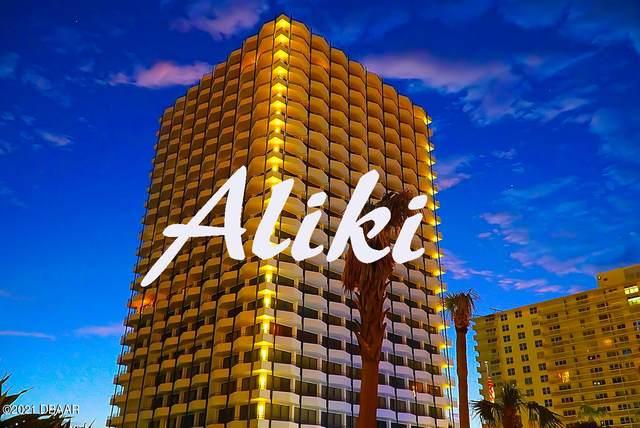 2828 N Atlantic Avenue #1005, Daytona Beach, FL 32118 (MLS #1086995) :: Cook Group Luxury Real Estate