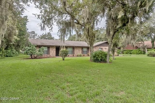 706 E Hensel Hill Road #421, Port Orange, FL 32127 (MLS #1087003) :: Florida Life Real Estate Group