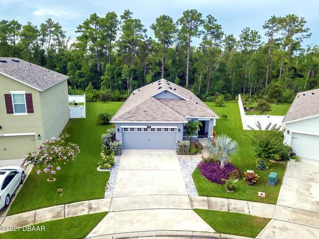 2930 Taton Trace, New Smyrna Beach, FL 32168 (MLS #1087007) :: Cook Group Luxury Real Estate