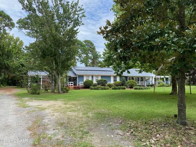 2655 Pioneer Trail, New Smyrna Beach, FL 32168 (MLS #1087009) :: Cook Group Luxury Real Estate
