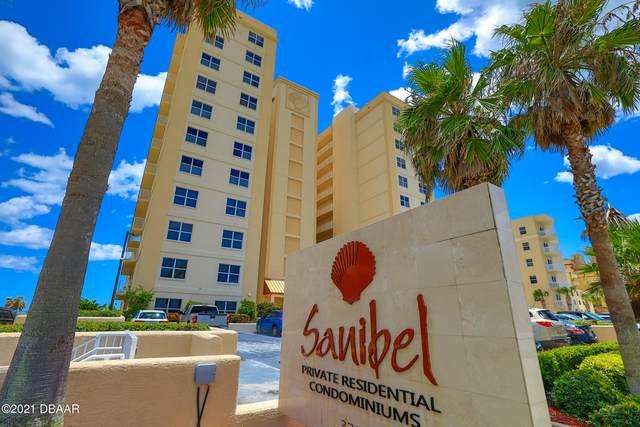 3799 S Atlantic Avenue #702, Daytona Beach Shores, FL 32118 (MLS #1087016) :: Florida Life Real Estate Group
