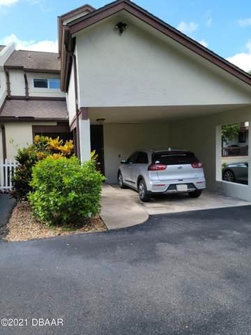 437 N Halifax Avenue #5, Daytona Beach, FL 32118 (MLS #1087031) :: Florida Life Real Estate Group