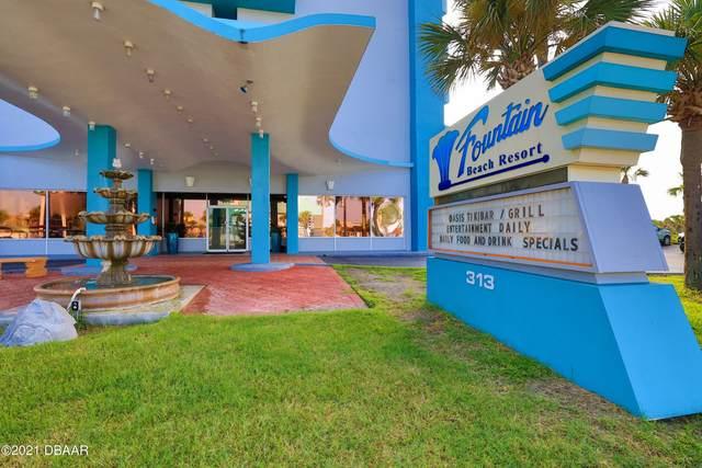 313 S Atlantic Avenue #616, Daytona Beach, FL 32118 (MLS #1087033) :: Florida Life Real Estate Group