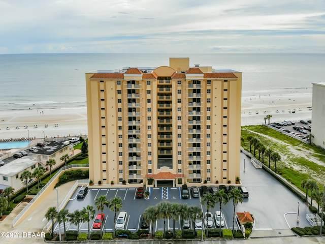 3145 S Atlantic Avenue #1101, Daytona Beach Shores, FL 32118 (MLS #1087041) :: Florida Life Real Estate Group