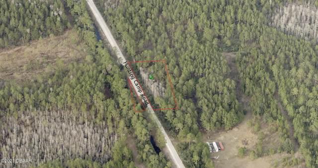 0 Hunting Camp Road, New Smyrna Beach, FL 32168 (MLS #1087077) :: Momentum Realty