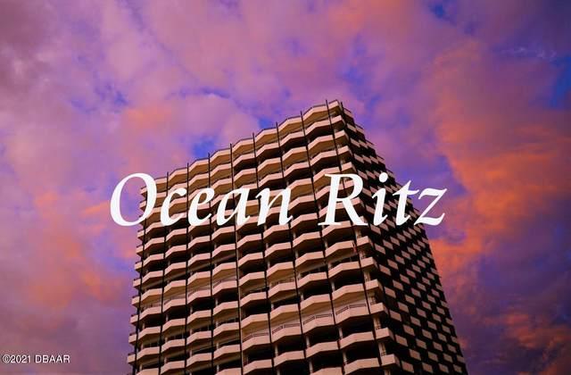 2900 N Atlantic Avenue #1106, Daytona Beach, FL 32118 (MLS #1087127) :: Cook Group Luxury Real Estate