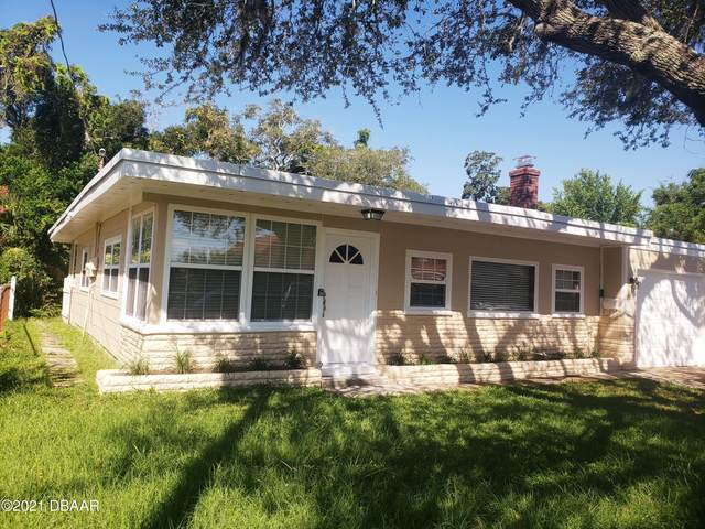 1668 Beach Drive, Holly Hill, FL 32117 (MLS #1087303) :: Florida Life Real Estate Group
