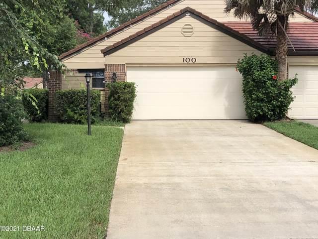 100 Sandthrush Court, Daytona Beach, FL 32119 (MLS #1087467) :: Momentum Realty