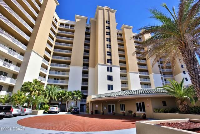2403 S Atlantic Avenue #1008, Daytona Beach Shores, FL 32118 (MLS #1087495) :: Cook Group Luxury Real Estate