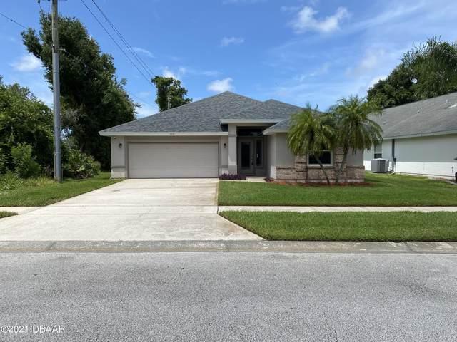 919 S Teaberry Lane, Port Orange, FL 32127 (MLS #1087523) :: Momentum Realty