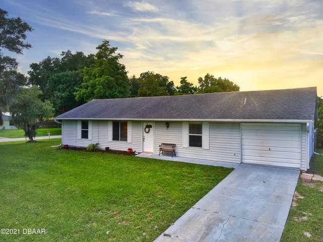 3131 Orange Tree Drive, Edgewater, FL 32141 (MLS #1087612) :: Momentum Realty