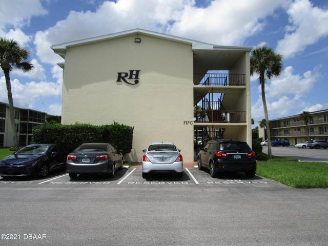 717 S Beach Street 208C, Daytona Beach, FL 32114 (MLS #1087718) :: Momentum Realty