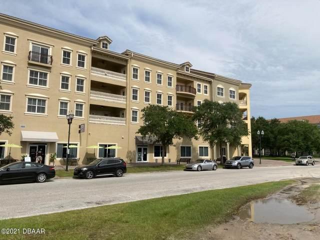 424 E Luna Bella Lane 327 Lane A-327, New Smyrna Beach, FL 32168 (MLS #1087767) :: Momentum Realty