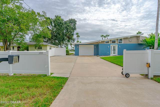 166 E Cory Drive, Edgewater, FL 32141 (MLS #1087954) :: Momentum Realty