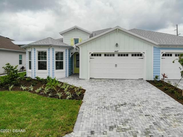 447 Good Life Way, Daytona Beach, FL 32124 (MLS #1087980) :: Momentum Realty