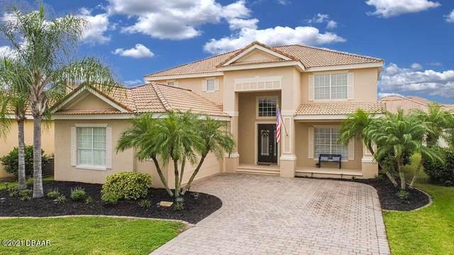 453 Venetian Villa Drive, New Smyrna Beach, FL 32168 (MLS #1088008) :: Momentum Realty