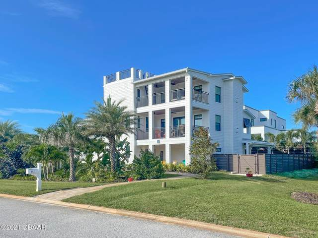 1 Mar Azul N., Ponce Inlet, FL 32127 (MLS #1088037) :: Momentum Realty