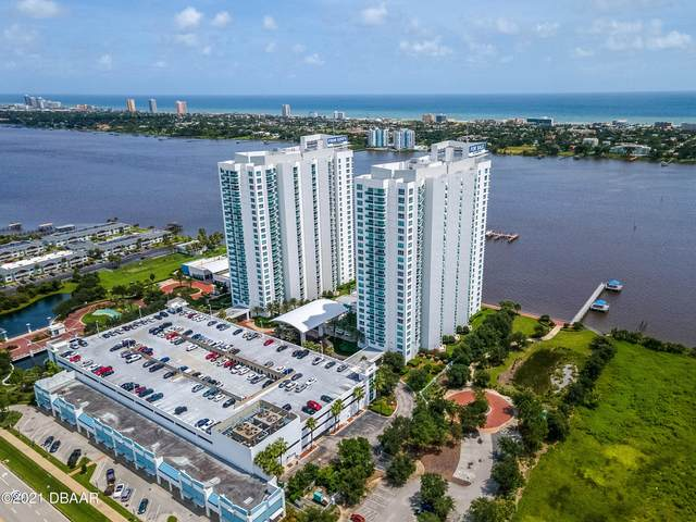231 Riverside Drive 1604-1, Holly Hill, FL 32117 (MLS #1088063) :: Cook Group Luxury Real Estate